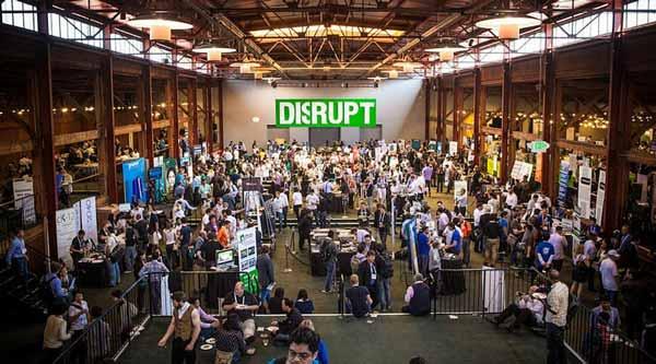hackaton techrunch disrupt