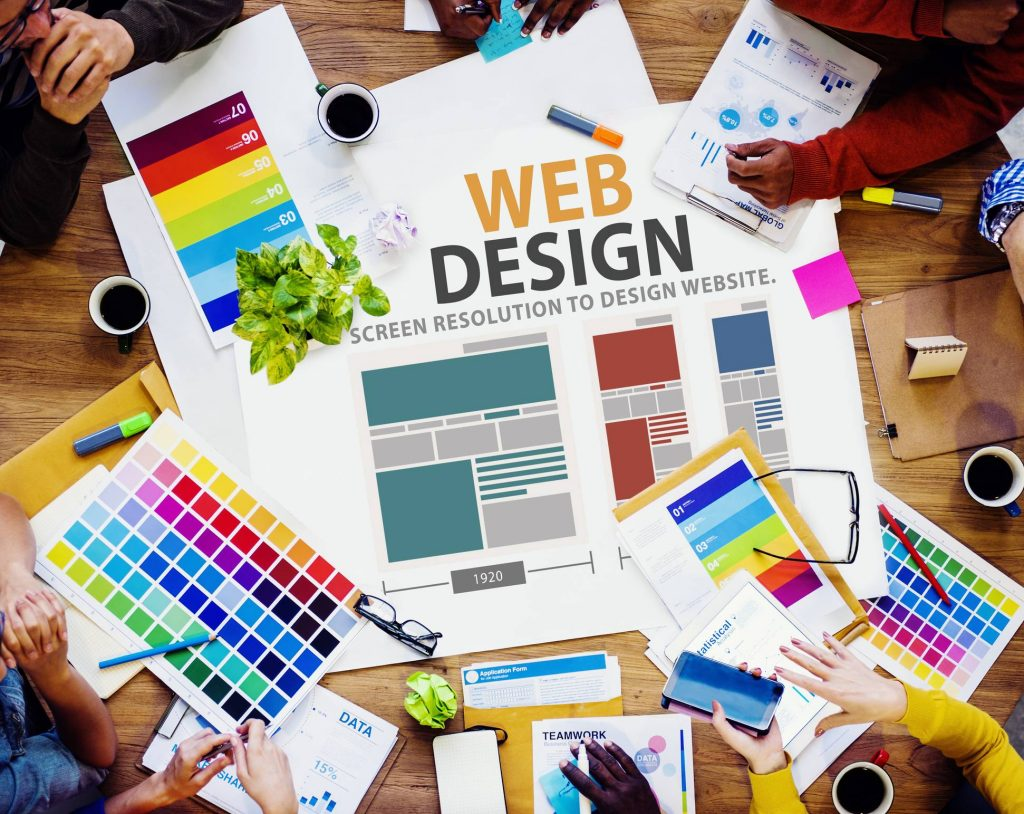agence web création site web