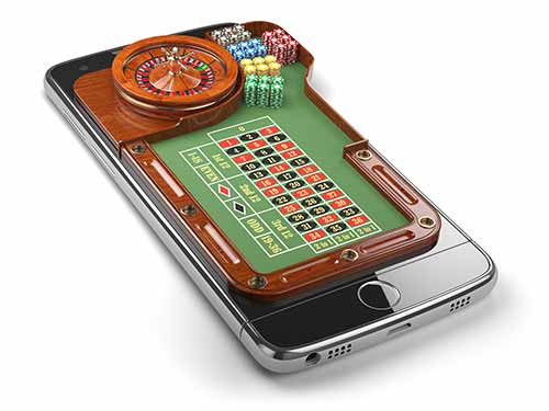 iphone casino roulette