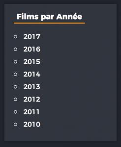 films par années sokrostream